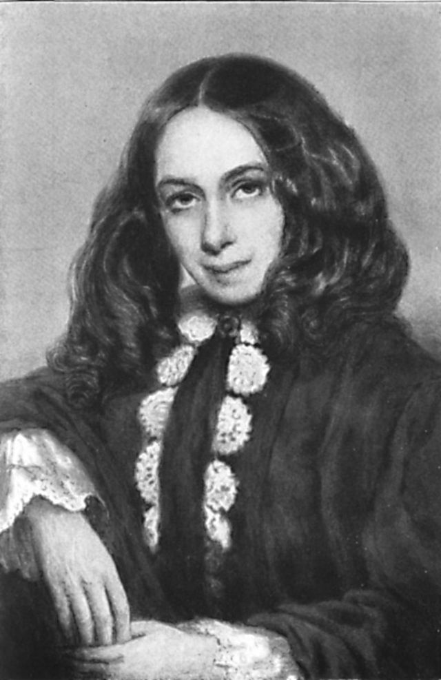 Elizabeth Barrett Browning. The possibilities of getting a new last name looked slim, but they wouldn't be Barretts forever!