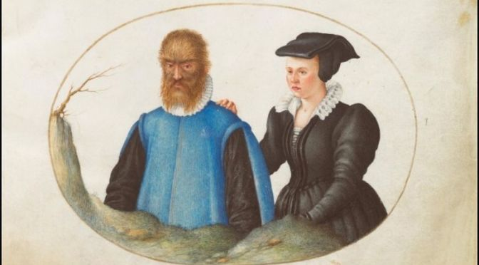Petrus and Catherine Gonsalvus