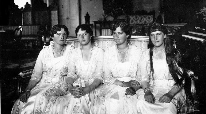 Olga, Tatiana, and Marie-a.k.a. OTMA